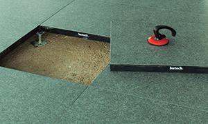 Raised Access Flooring Offices