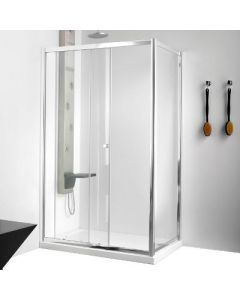 INTER 5: Shower Enclosure