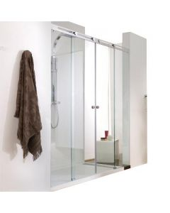 SILKE 9-9: Shower Enclosure