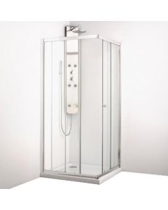 INTER 4: Shower Enclosure