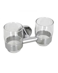 HOTELS: Doble tumbler holder
