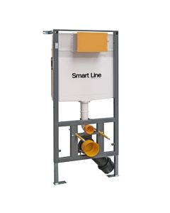 SMART LINE: In Wall Tank and Frame for 2x6 Studs