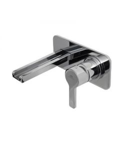 URBAN C: Wall-mount lavatory faucet