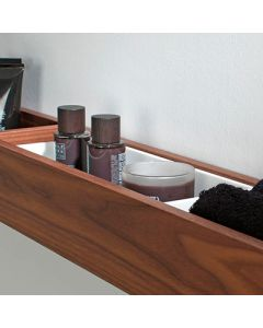 K KRION®: Horizontal Shelving Unit Container