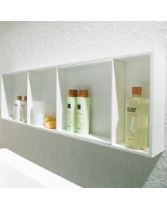 K KRION®: Vertical Shelving Unit