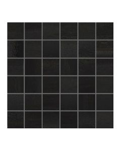 CONCRETE BLACK NATURE MOSAIC