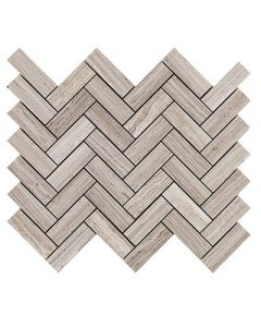 LINES CAMBRIC SILVER WOOD PULIDO