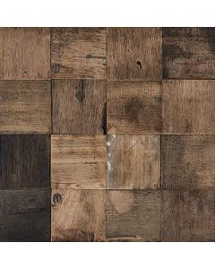 WOOD SQUARE AGED