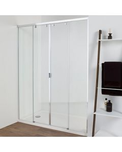 S-PLUSLINE 9-9: Shower Enclosure