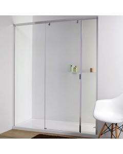 S-PLUSLINE 9-PLUS Left: Shower Enclosure