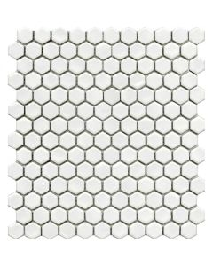 AIR HEXAGON WHITE MATT