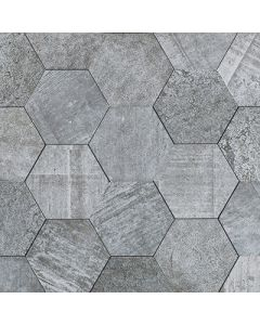 AMSTERDAM HEXAGON GREY BPT
