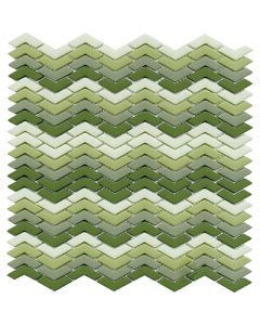 GLAZE WAVE GREEN