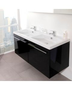 93826262b9f City vanity Black. City Double