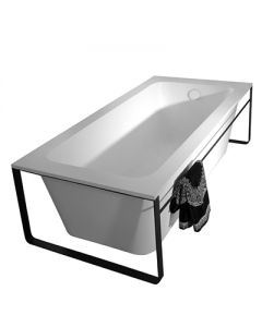 MODUL: KRION® Bathtub With Frame