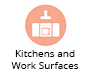 Kitchens and Work Surfaces