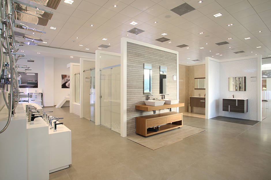 Pompano Beach Showroom Interior