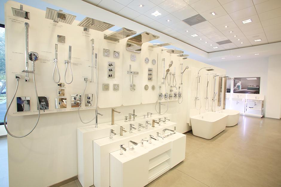 Pompano Beach Showroom Interior