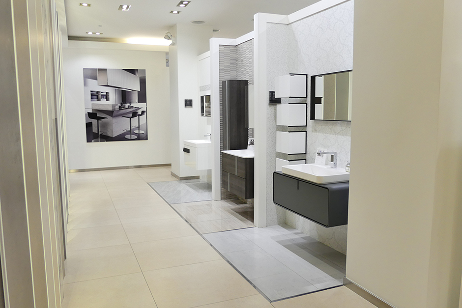 Chicago Showroom Interior
