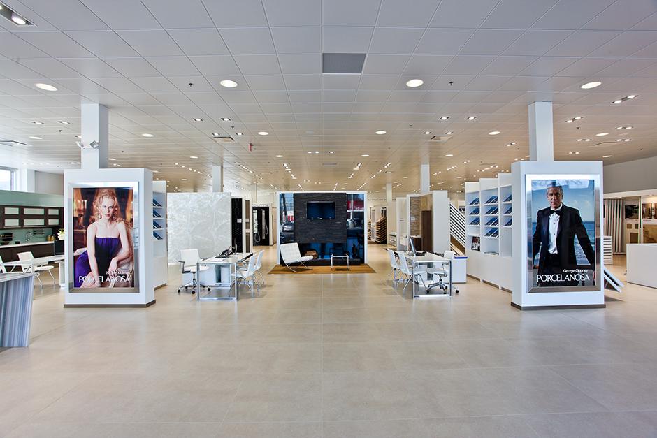 North Bethesda Showroom Interior