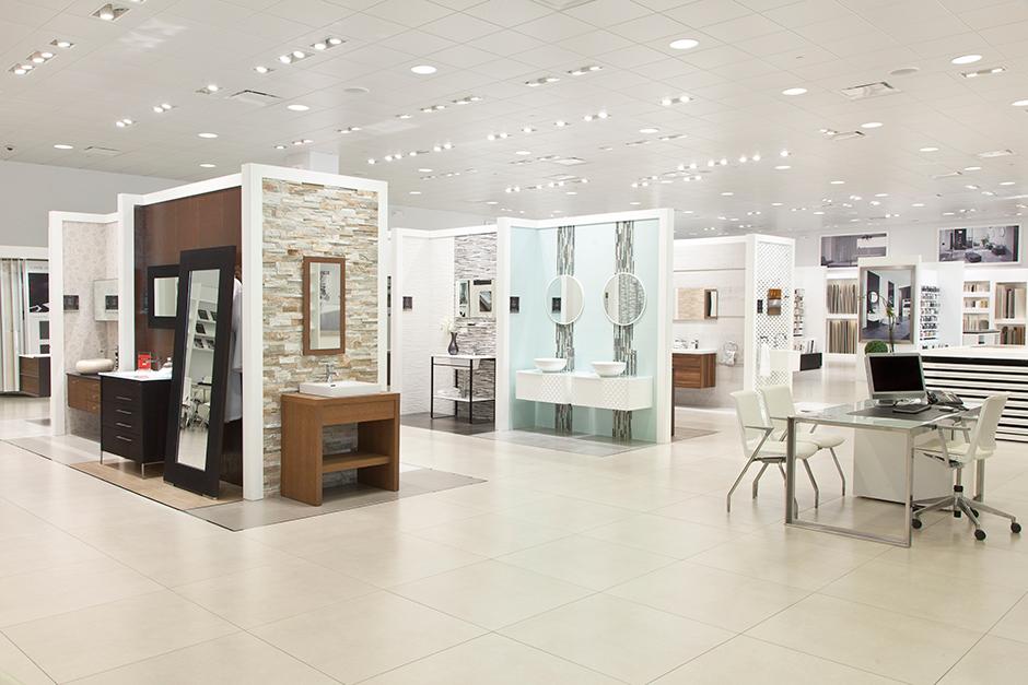 Paramus Showroom Interior
