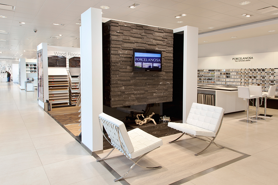 Ramsey Showroom Interior