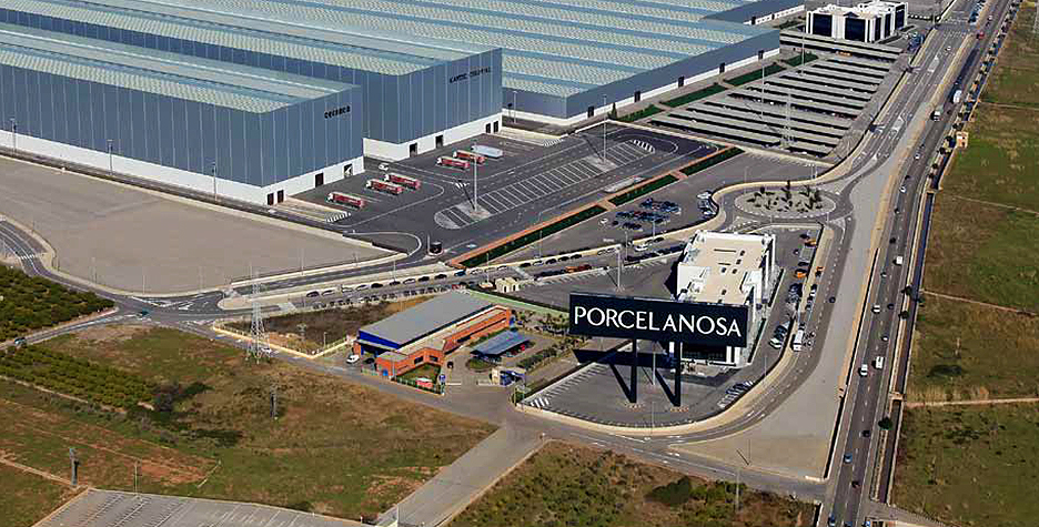 Porcelanosa group porcelanosa - Porcelanosa castellon ...