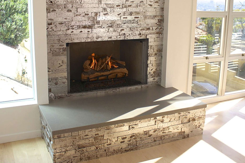 Fireplaces Porcelanosa