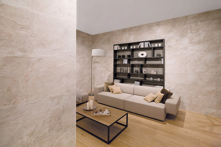 Wall Tile: Mirage Cream