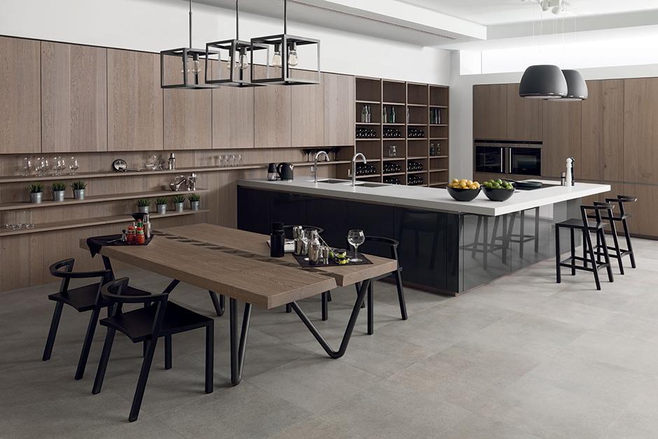 Excellent Porcelanosa Kitchen Designer Kitchen Inspiration Home Interior And Landscaping Spoatsignezvosmurscom