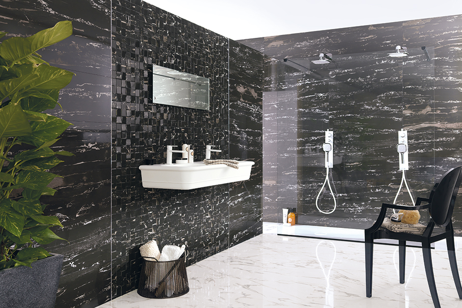 Wall tile porcelanosa for Porcelanosa salle de bain