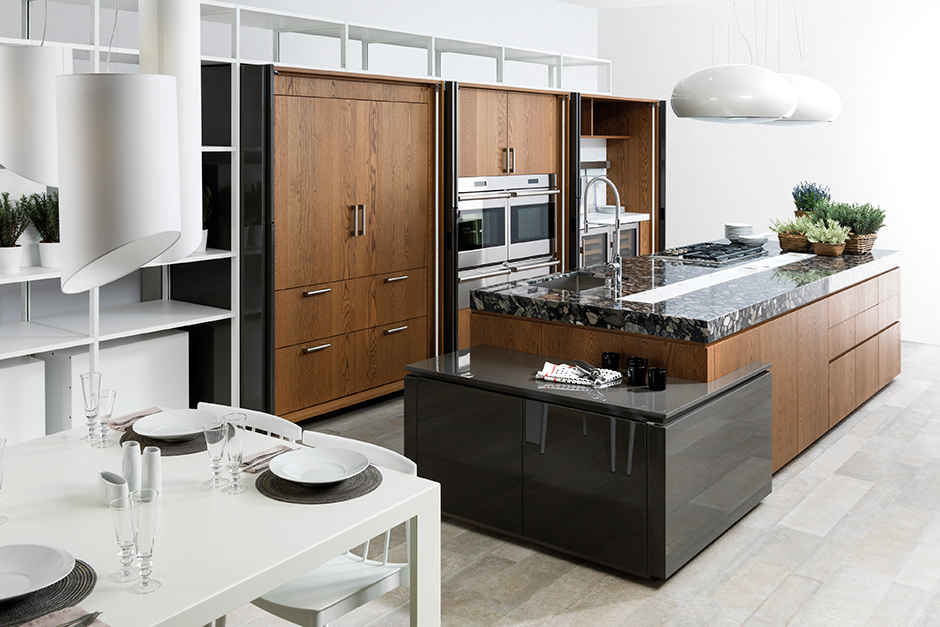 Porcelanosa Kitchen Designer