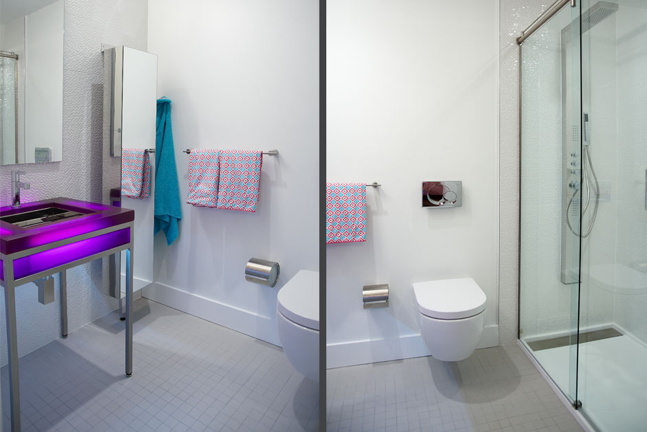 Philadelphia Loft PA Porcelanosa - Bathroom tile philadelphia