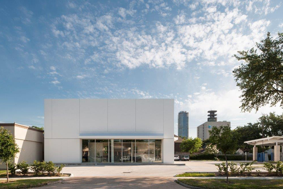 Houston Showroom Exterior