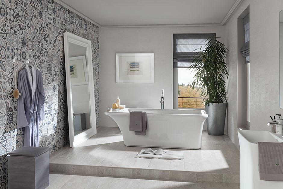 Bathroom porcelanosa - Salle de bain porcelanosa ...