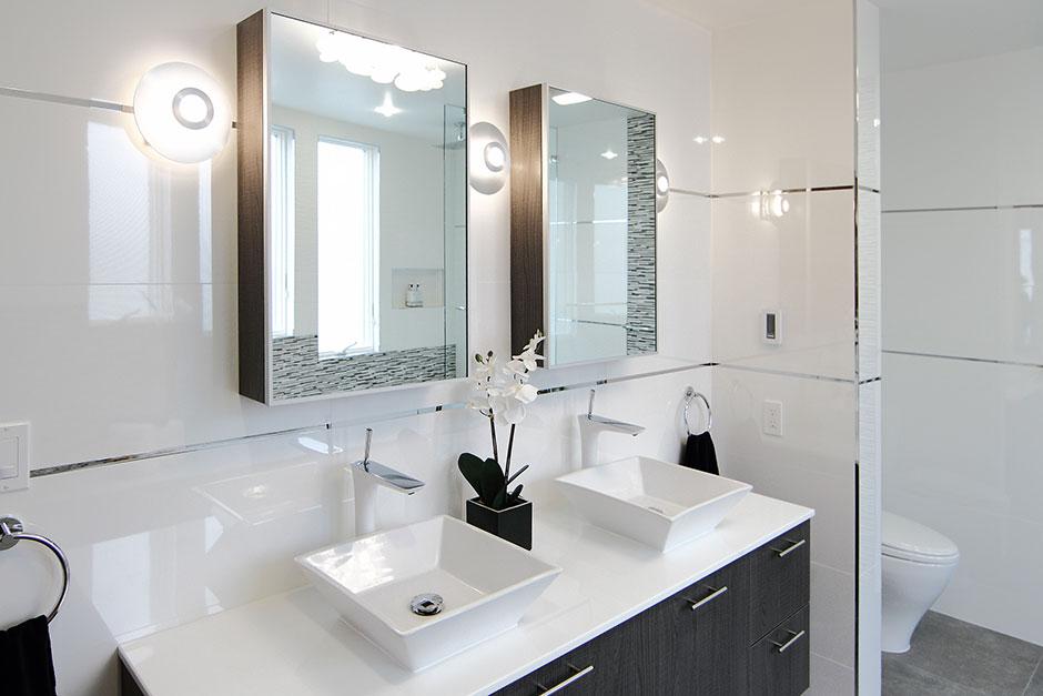 Palo Alto Bathroom Remodel CA Porcelanosa - Bathroom remodel ontario ca