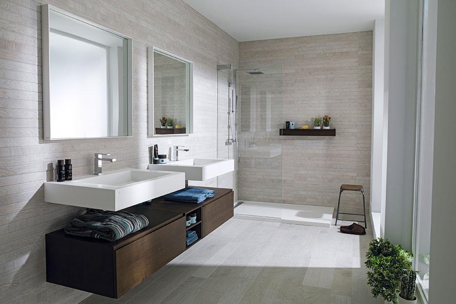 bathroom porcelanosa. Black Bedroom Furniture Sets. Home Design Ideas