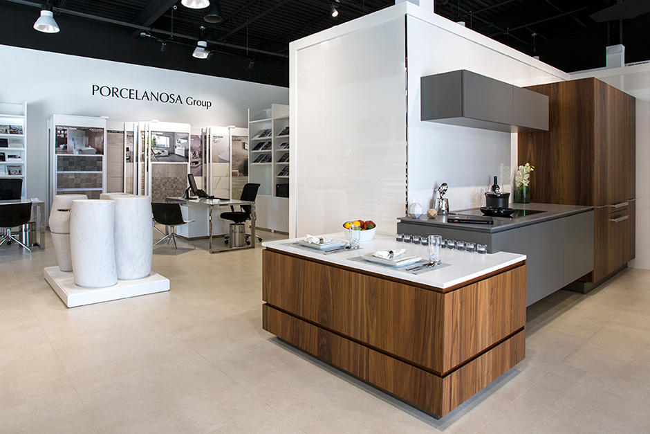 Houston Showroom Interior