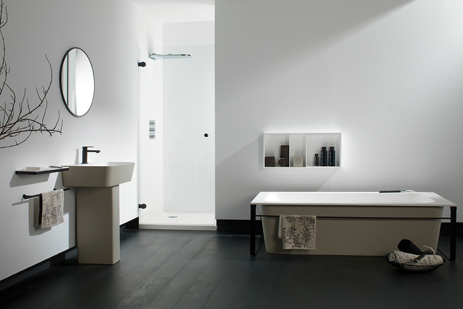 A bathroom remodel 5 sources of inspiration porcelanosa for Bathroom renovation inspiration