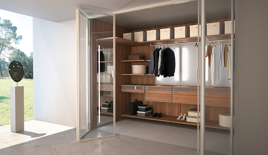 wardrobe closet, dressing room