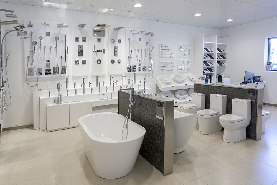 Westbury Showroom Interior