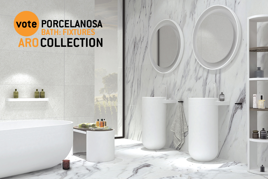 Vote for porcelanosa interior design best of year for Best interior designers in usa