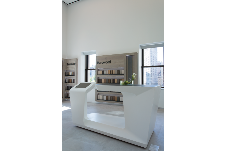 Manhattan Showroom Interior