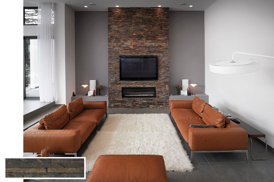 Tile Fireplace Surrounds Trends