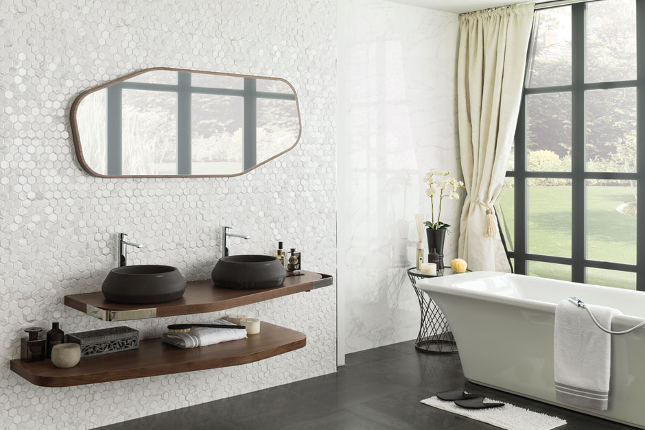 Sneak peek new porcelanosa collections porcelanosa for Porcelanosa sinks
