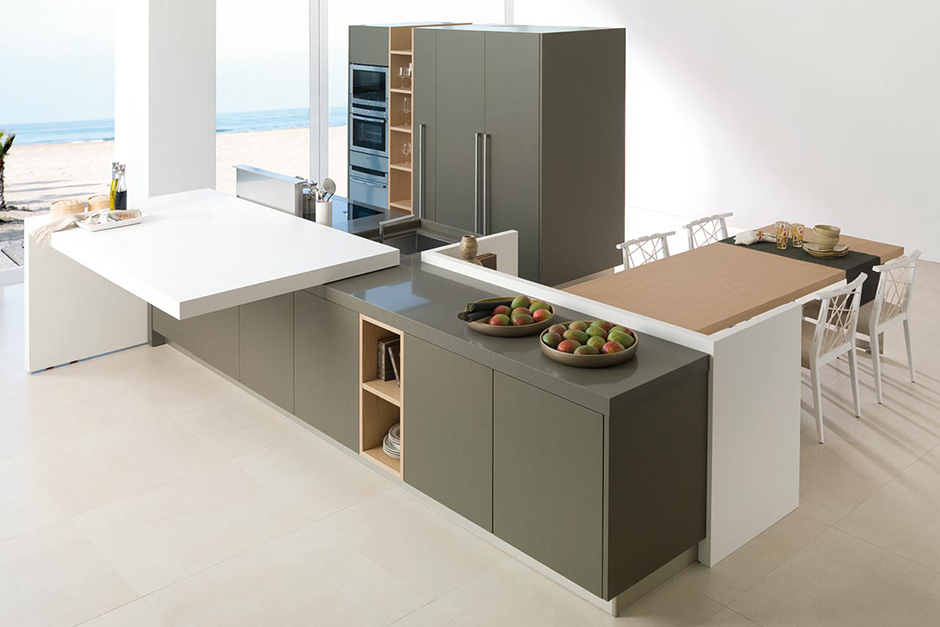 Coming Soon: Porcelanosa\'s Flagship Showroom Kitchen Cellar ...