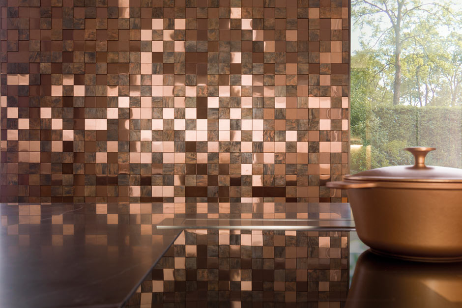 Shown Metal Bronze Cubes Available In The Spring