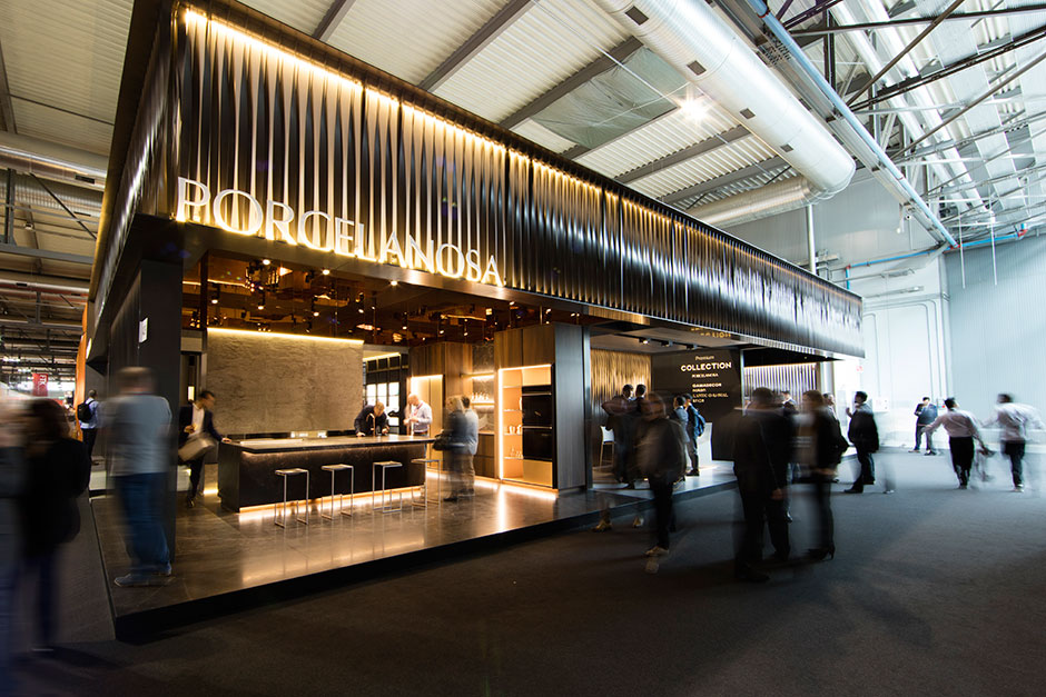 Recap of porcelanosa at the 2016 isalone de mobile in for Milan news mobile