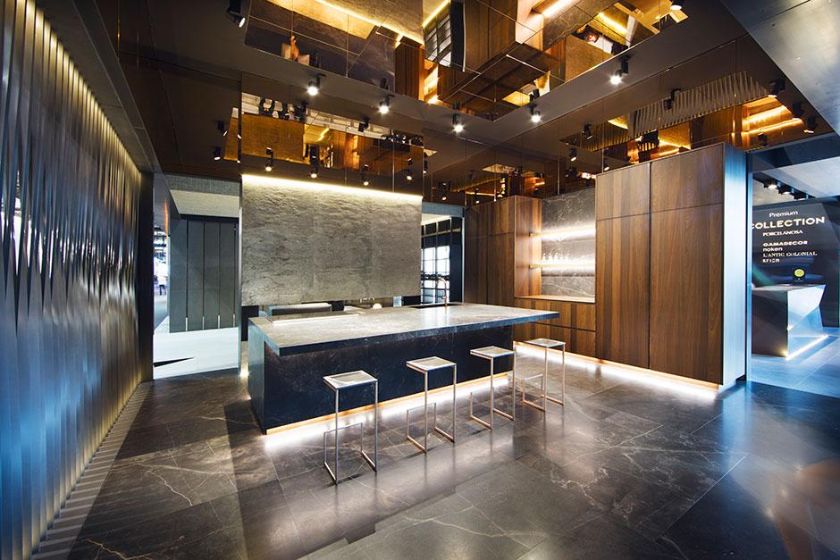 Fabulous Porcelanosa Kitchen Designer Kitchen Inspiration Home Interior And Landscaping Spoatsignezvosmurscom