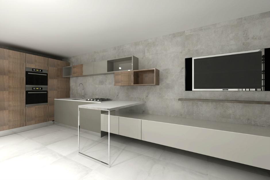 Image Caption: Lifestyle Kitchen